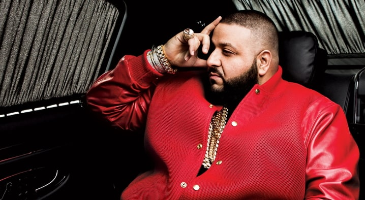 DJ Khaled와 세계적인 인기를 얻고 있는 그의 아들© 갓잇코리아