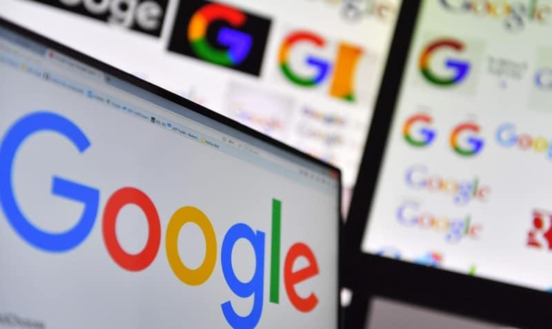 구글 로고. © AFP=갓잇코리아