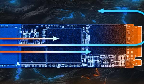 내년 1월 출시 예정인 Black SSD는 발열이 더욱 좋아진 것으로 알려졌다