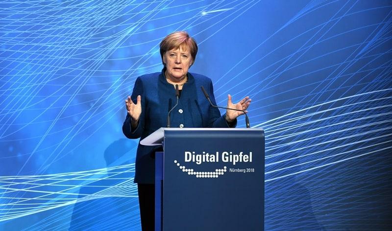 앙겔라 메르켈 독일 총리. © AFP=갓잇코리아