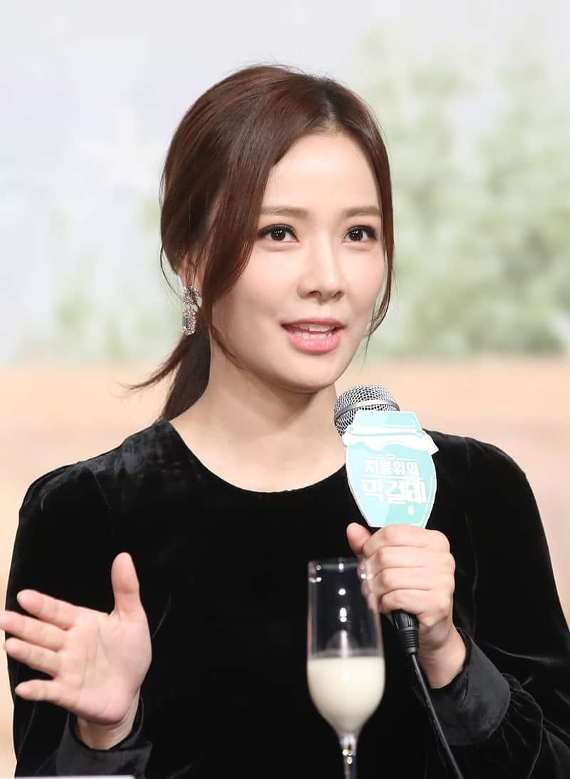 배우 손태영 © 갓잇코리아