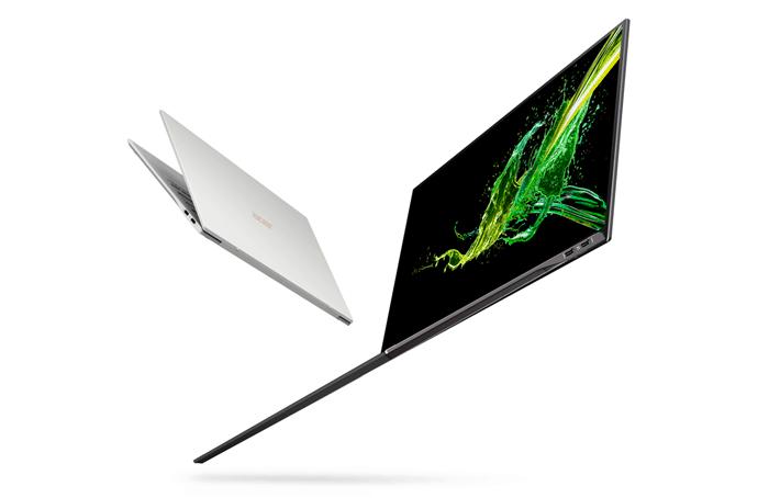 에이서, '스위프트 7' 노트북 (피플컴 제공) ⓒ 갓잇코리아